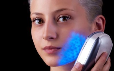 Why blue light therapy will not cure acne