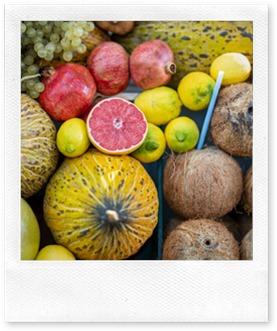 le plein de vitamines ostéoporose - Photo prise par Engin Akyurt