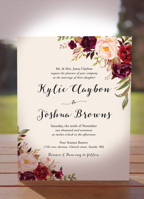 Invitation Cards Printing and Welcome Signs Printing