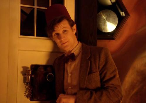 Doctor Who Matt Smith Fez