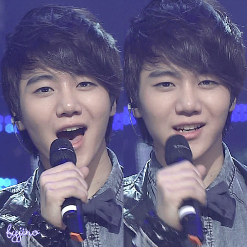 [SCREENCAP] 101219 Inkigayo S.M. THE BALLAD - Hot Times(#2)