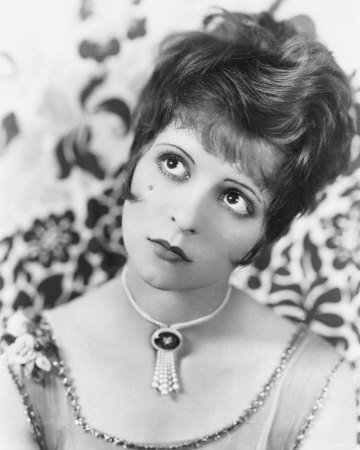 """Clara Gordon Bow (July 29, 1905—September 27, 1965) was an American actress who rose to stardom in the silent film era of the 1920s. Her acting artistry and high spirits made her the premier flapper and the film It (1927) made her world famous as the """"It girl"""". Bow came to personify the """"roaring twenties"""" and is described as its leading sex symbol."""