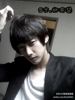 JinYoung's Pre-Debut Pic Credits: B1A4HK
