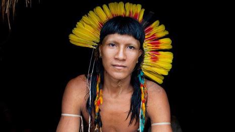 Tribo Enawenê Nawê - Mato Grosso