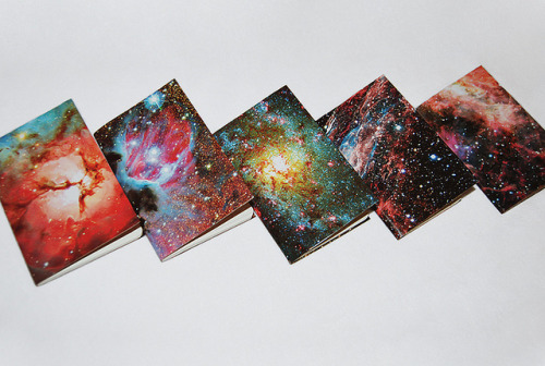 GALAXY MOLESKINES by Dang It, Bobby