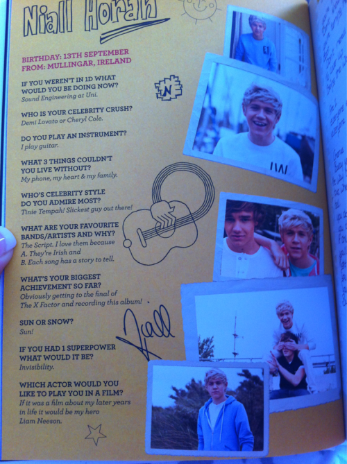 up all night limited yearbook edition - page 9