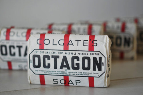 Colgate Soap from the 50's!