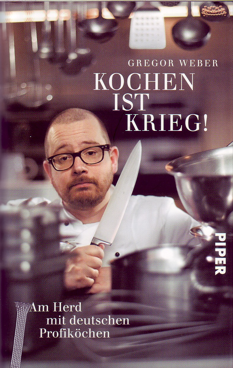 Kochen ist Krieg