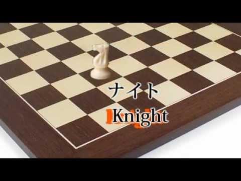 3分でわかるチェスルール講座【駒の動き】(ステップ1)