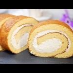 【初心者必見】基本のロールケーキ作り方How to make Basic Roll Cake Recipe