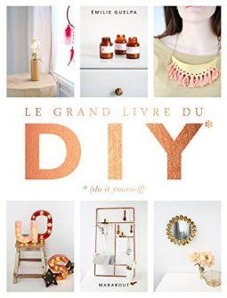 grand livre DIY