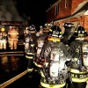 Late Night Roaring Brook Structure Fire