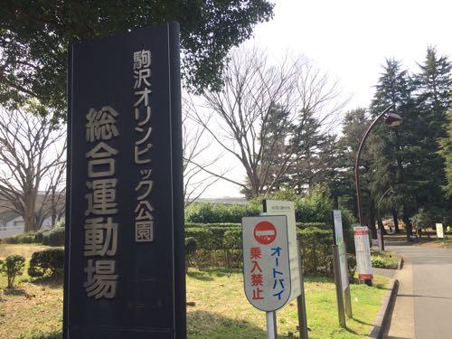 駒沢公園,駒沢オリンピック公園,ランニング,都内,東京オリンピック