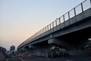 福岡,ランニング,都市高速,スポット,FUKUOKA,福岡マラソン,福岡免許センター,