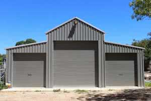 are metal garages any good steel