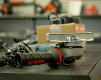 Fader Equipment
