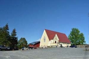 Avondle Sky Church and Barn