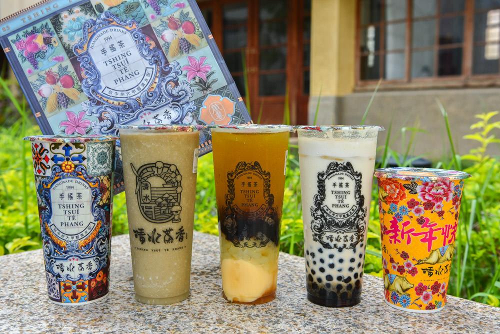 清水茶香一中店:台中北區美食-清水25年老字號飲料店在一中也喝的到!(已歇業)