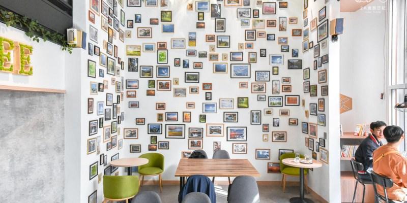 楽咖啡FUN COFFEE:台中西區美食-鄰近公益路商圈的平價早午餐咖啡廳,環境舒適寬敞,用餐不限時間、無低消,並提供插座及WIFI!(已歇業)