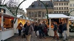 Balade sur le Marché de Noël de Rouen