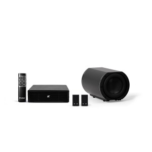 K-ARRAY AZIMUT KAMUT2L1 Discreet audio system black