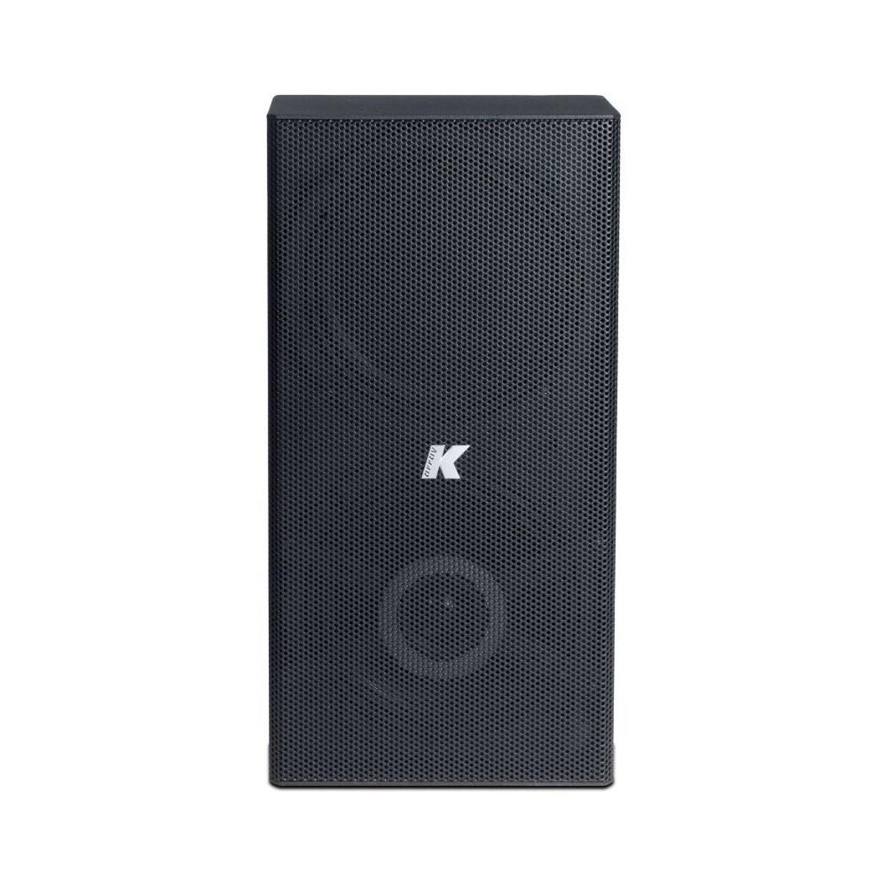 K-array Domino KF26 full-range speaker stainless steel compact speaker