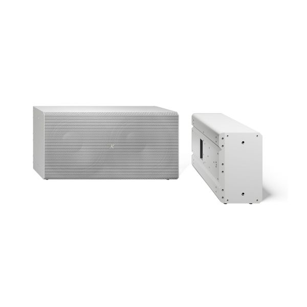 K-array Rumble KU212 subwoofer white