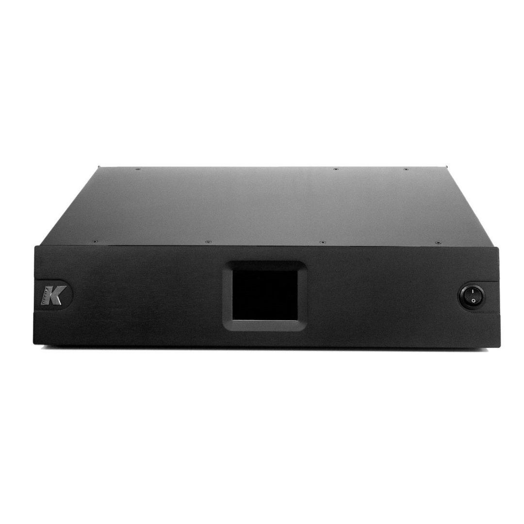 K-ARRAY Kommander KA84 Amplifier Front View