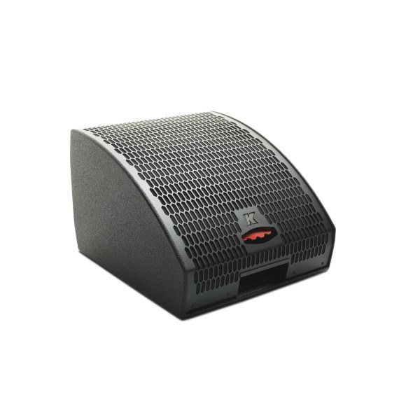K-ARRAY Mastiff KM112 compact stage monitor front angled view