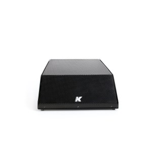 K-ARRAY Turtle KRM33 compact wedge speaker front view