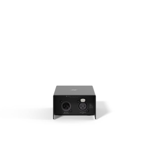 K-Array KMC50 microphone amp front view