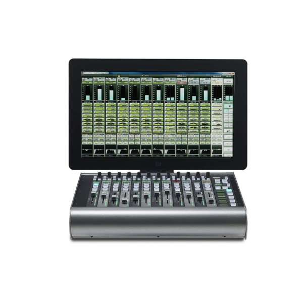 Solid State Logic Live Remote Tile with SOLSA Touch Screen