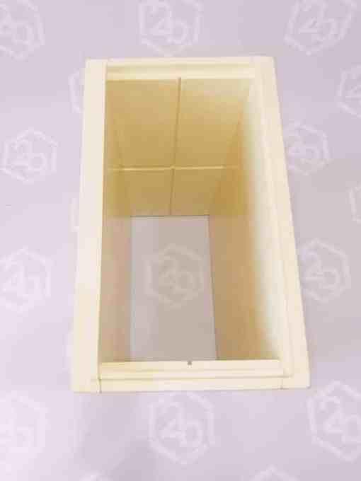 Корпус дадан на 6 рамок, улей ппу, пенополиуретановый корпус для улья Аргон