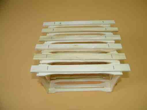 Рамки из липы для мининуклеуса Аргон