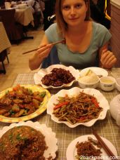 Eating the chinese way