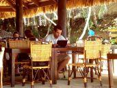 Koh Lanta: working hard to keep this site up