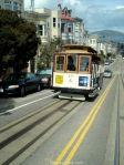 San Francisco's cable car