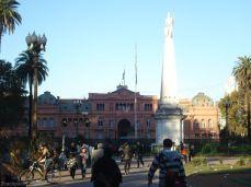 Casa Rosada, Argentina's Gouvernement House