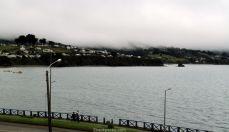 Ancud Bay, Pacif Ocean
