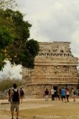 One of the new seven wonders of the world: Chichen Itza, Mexicoto