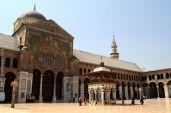 Courtyard of Ummayad's Mosque