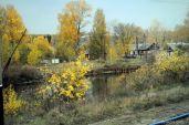 Siberia in autumn