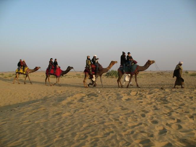 Sam, Sand dunes