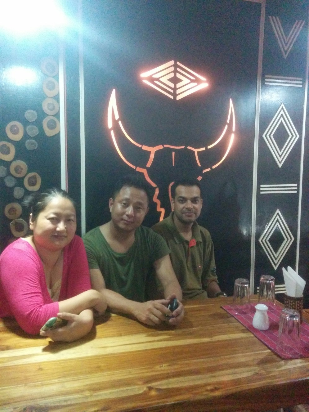 Ethnic Table