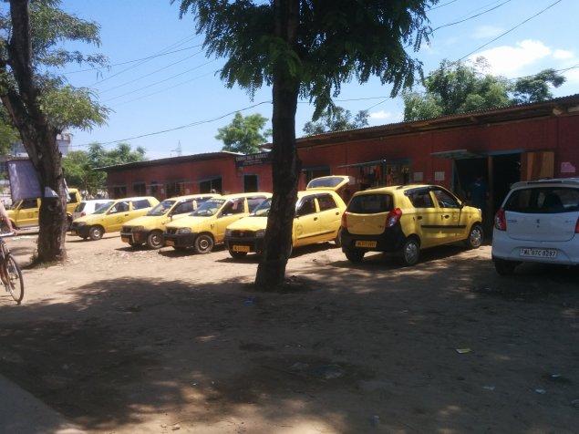 Taxis, Dimapur