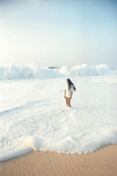 alone in the ocean