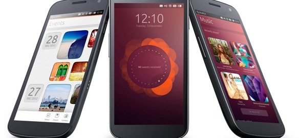Ubuntu for Phone بر روی Galaxy Nexus
