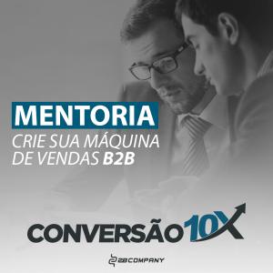 Mentoria Conversão 10X