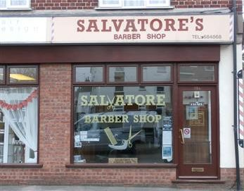Salvatores barbers in Stoke Bishop