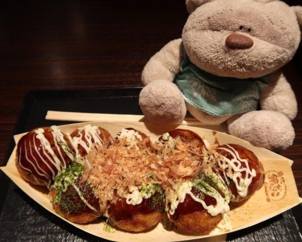Delicious Takopachi Yum!